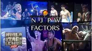 NJPW FACTORS #5画像