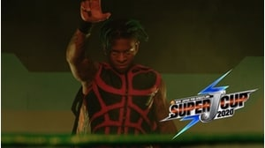 Lio Rush breaks into Super J-Cup 2020 December 12!画像