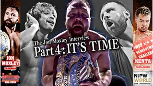 The Jon Moxley Interview Part4:IT'S TIME画像