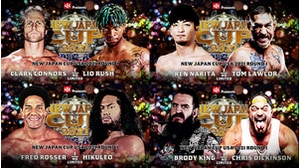 Episode.35 NEW JAPAN CUP USA 2021画像