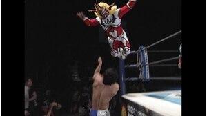 「BEST OF THE SUPER Jr. XVIII」Bブロック公式戦 獣神サンダー・ライガー VS 飯伏幸太画像