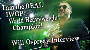 Will Ospreay Interview画像