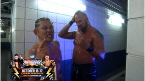 Archer and Suzuki challenge Kingston and Moxley for NJPW STRONG Showdown in Philadelphia!画像