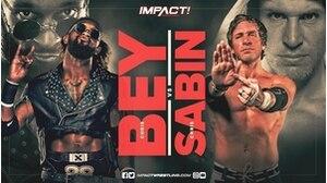 Chris Bey vs Chris Sabin画像